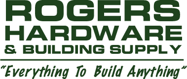 ROGERS HARDWARE & BUILDING SUPPLY